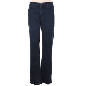 NYDJ Jeans Button Ankle Size 10